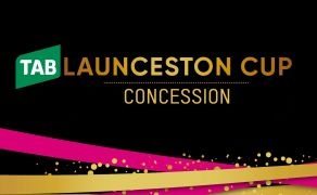 2019 TAB Launceston Cup Concession - Gate sales only