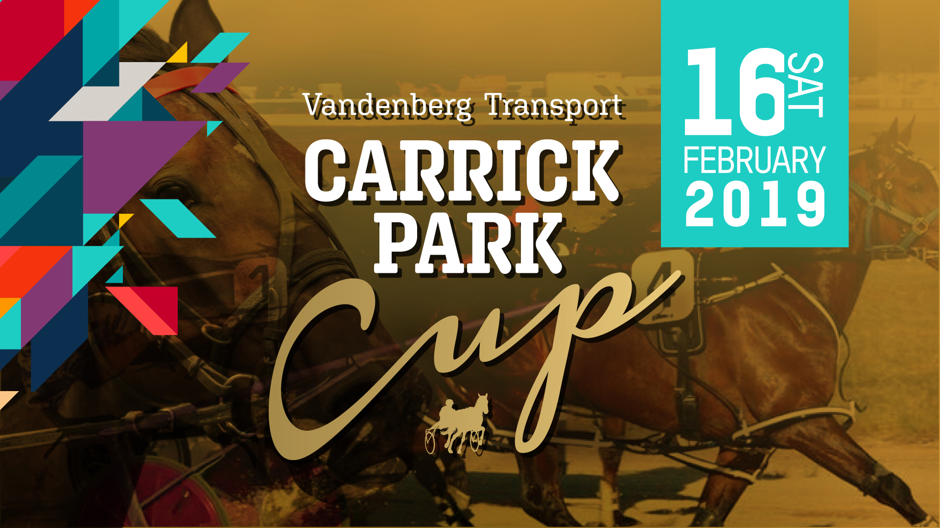 Vandenberg transport carrick pacing cup