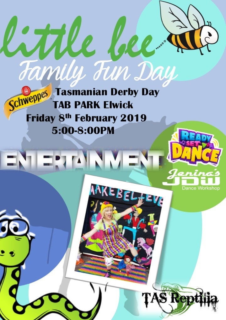 Derby Day little bees family fun day