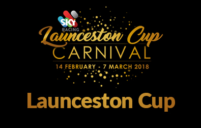 The 2018 Luxbet Launceston Cup