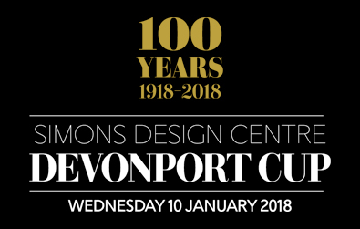 The 2018 Simons Design Centre Devonport Cup