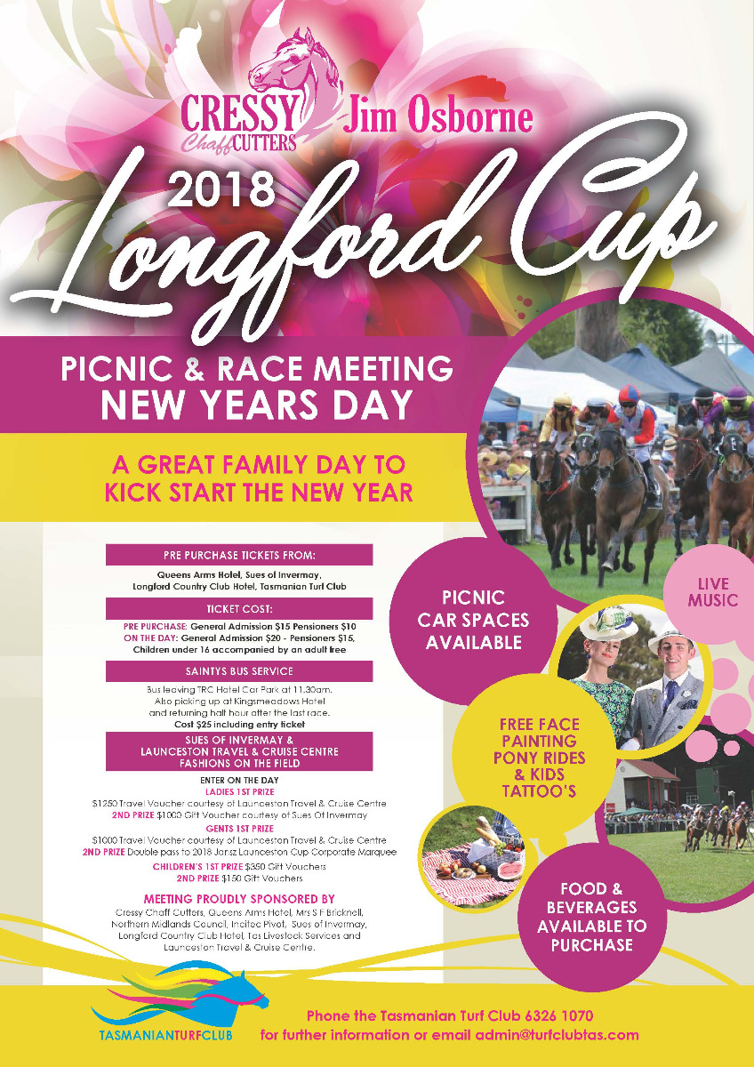 New Years Day Longford Cup