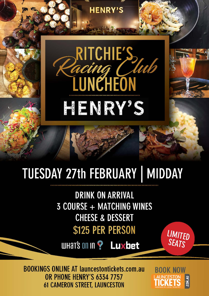 Ritchie's Racing Club Luncheon