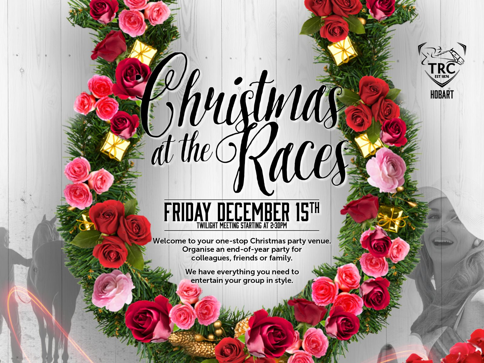 Christmas at the Races - Hobart Thoroughbred Racing