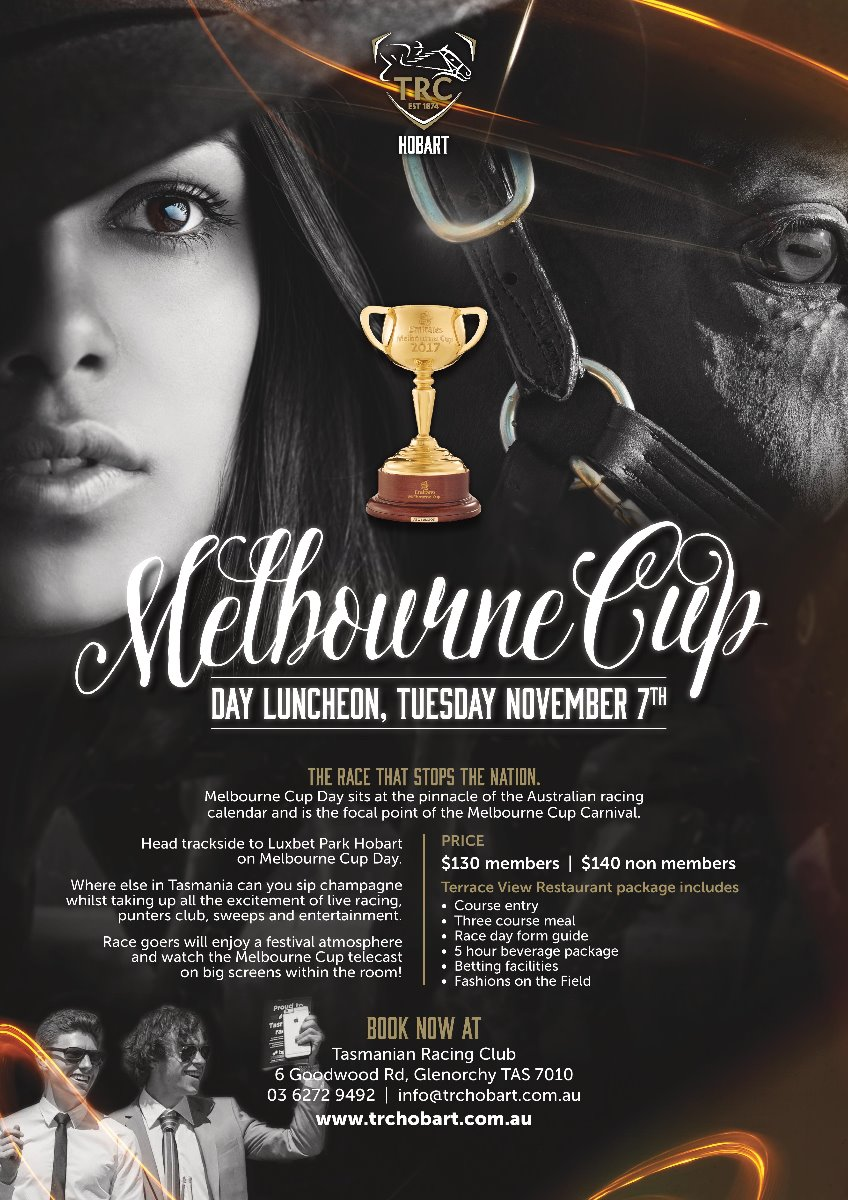 Melbourne Cup Race Day - Hobart Thoroughbred Racing
